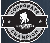 Corporate Champion Logo