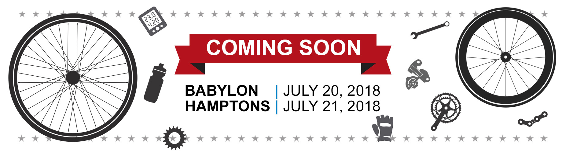 COMING SOON BABYLO, HAMPTONS SOLDIER RIDES