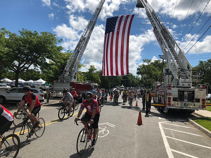 soldier ride supporters on their ride of a lifetime