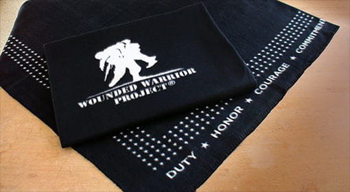 Wounded Warrior Project Blanket
