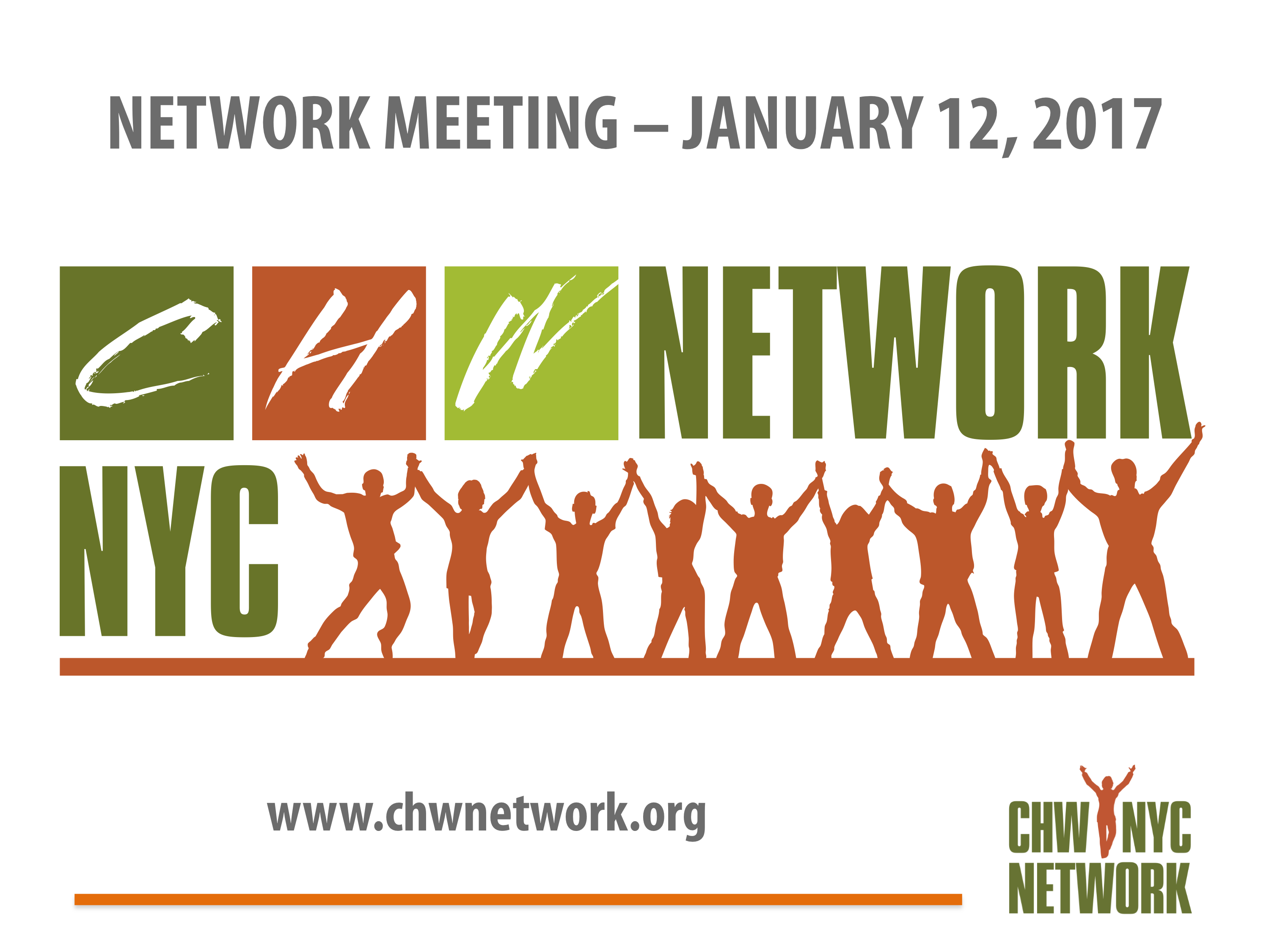 Network Meeting Jan 2017 PPT