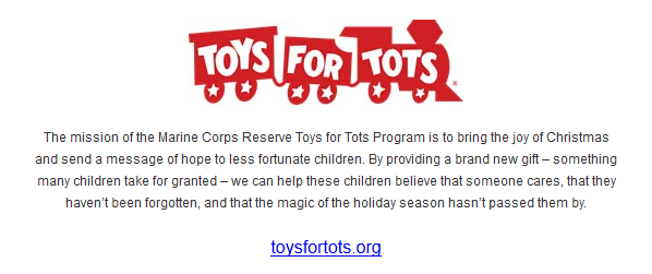 Toys For Tots Foundation Florida : Marine toys for tots foundation donate