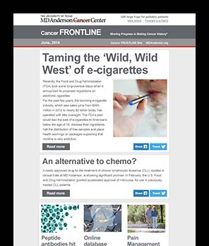 Cancer Frontline